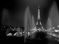 Black And White Tower Wallpaper Free Download