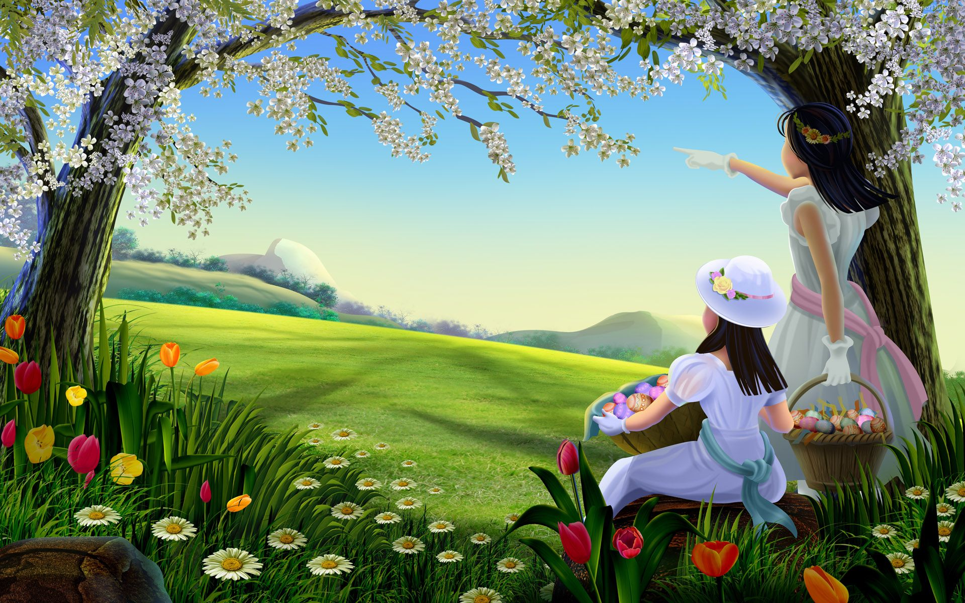 Spring Season Wallpaper One HD Wallpaper Pictures Backgrounds