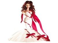 Red white dress wallpaper hd barbie free