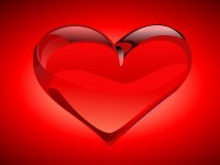 Red Heart hd free wallpaper download