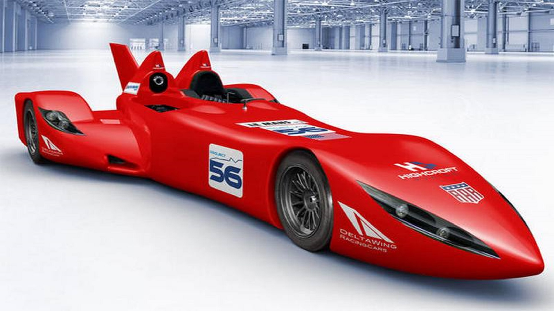 DeltaWing Race Car Project 56 Free Hd Wallpapers