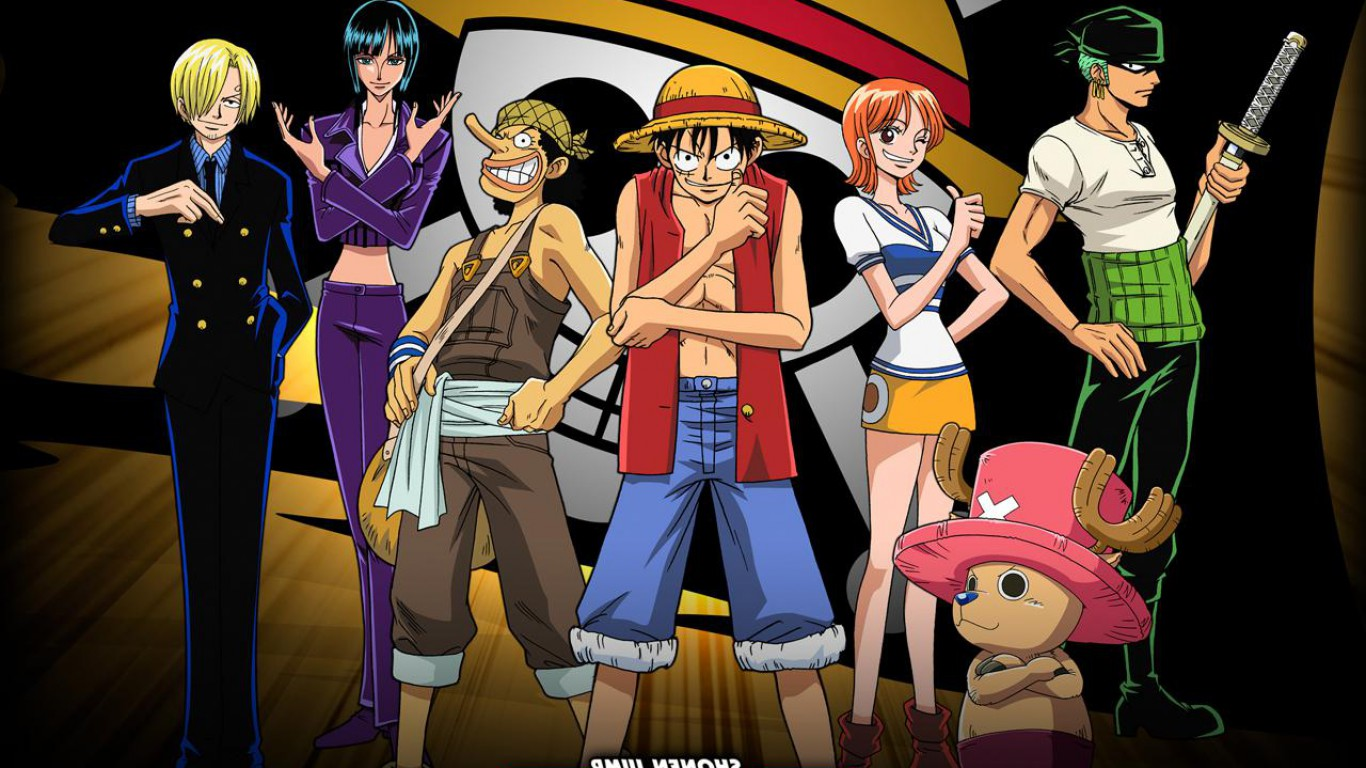 One Piece Hd Anime Wallpapers | Free | Download