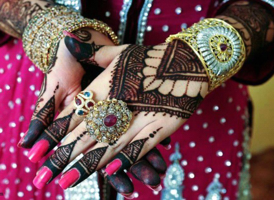 Beautiful Henna Mehndi Designs-free-hd-wallpaper-for-girls