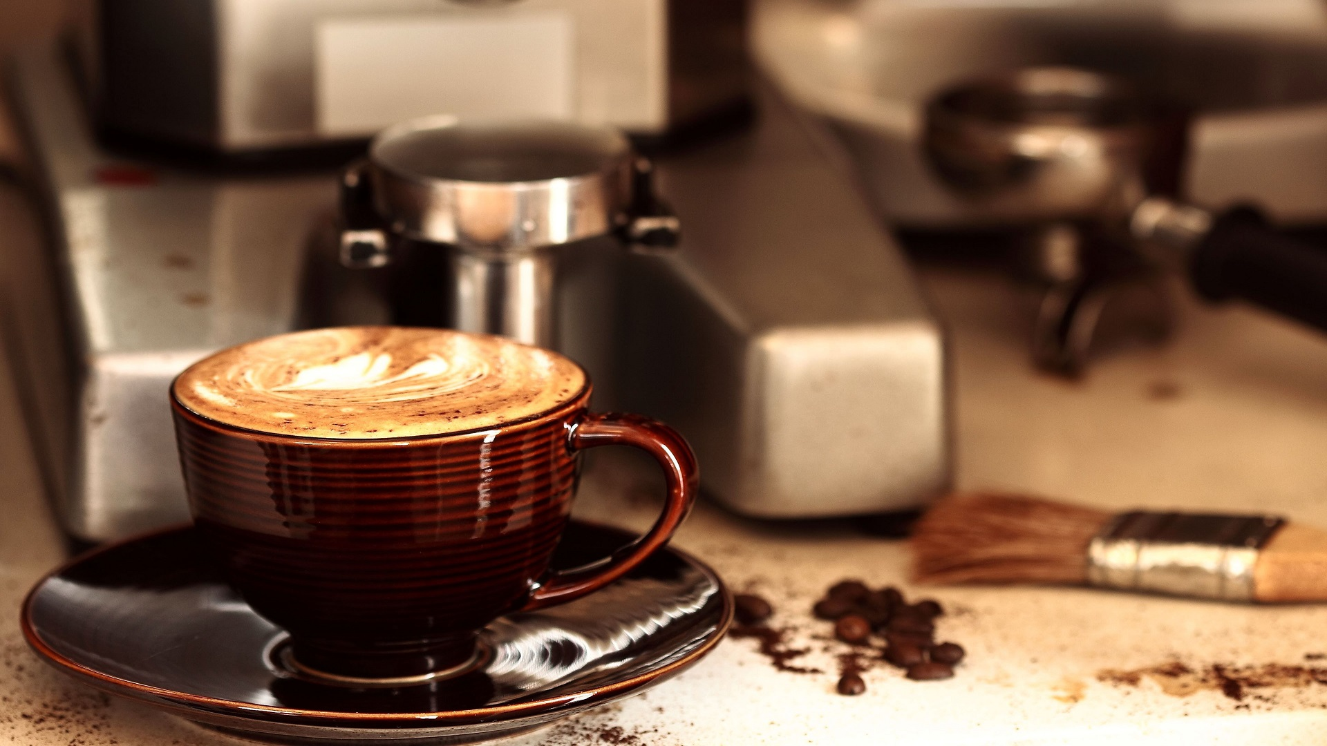 Coffee A Cup Of Flavor Beverage Grain Wallpapers