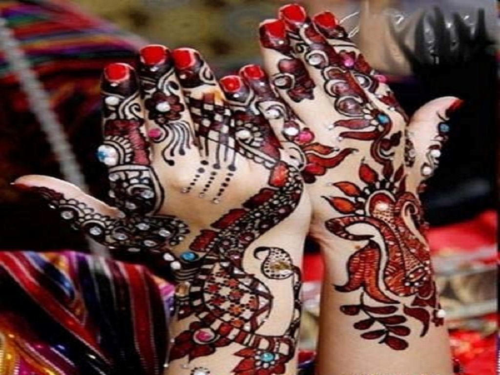 Mehndi Ceremony Background Wallpapers : New mehndi designs free hd wallpapers wallpaper