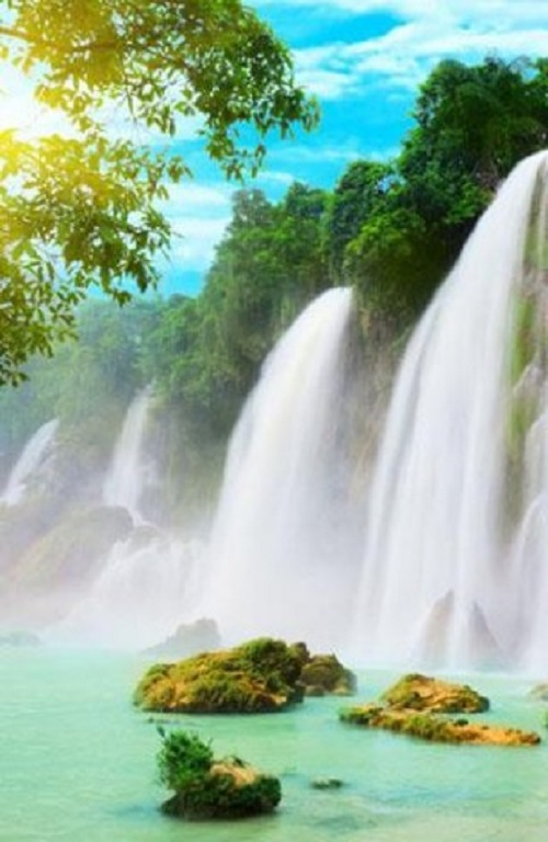 Best collection of Natural waterfall Wallpaper 2016 for Desktop PC ...