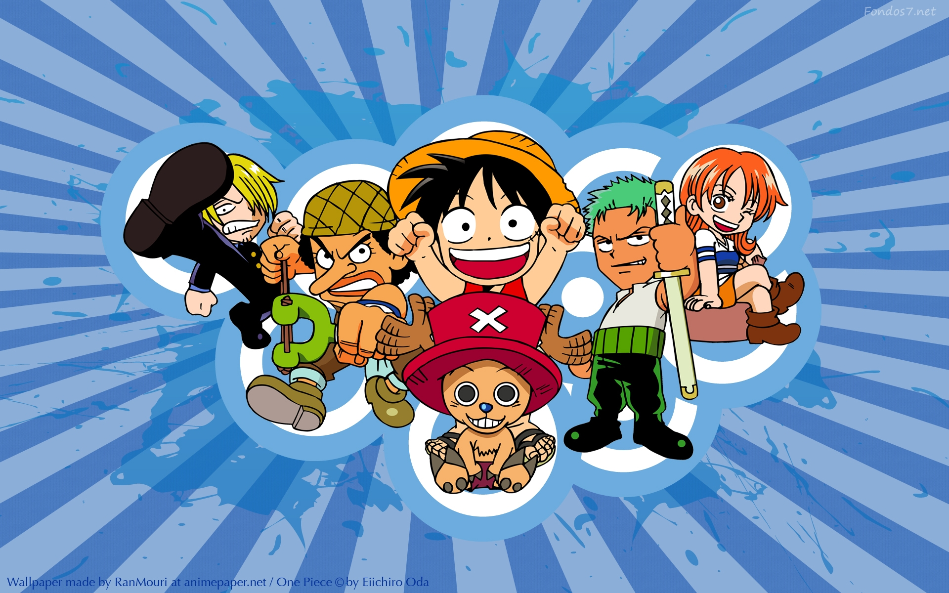 Latest One Piece HD Free Wallpapers Download-