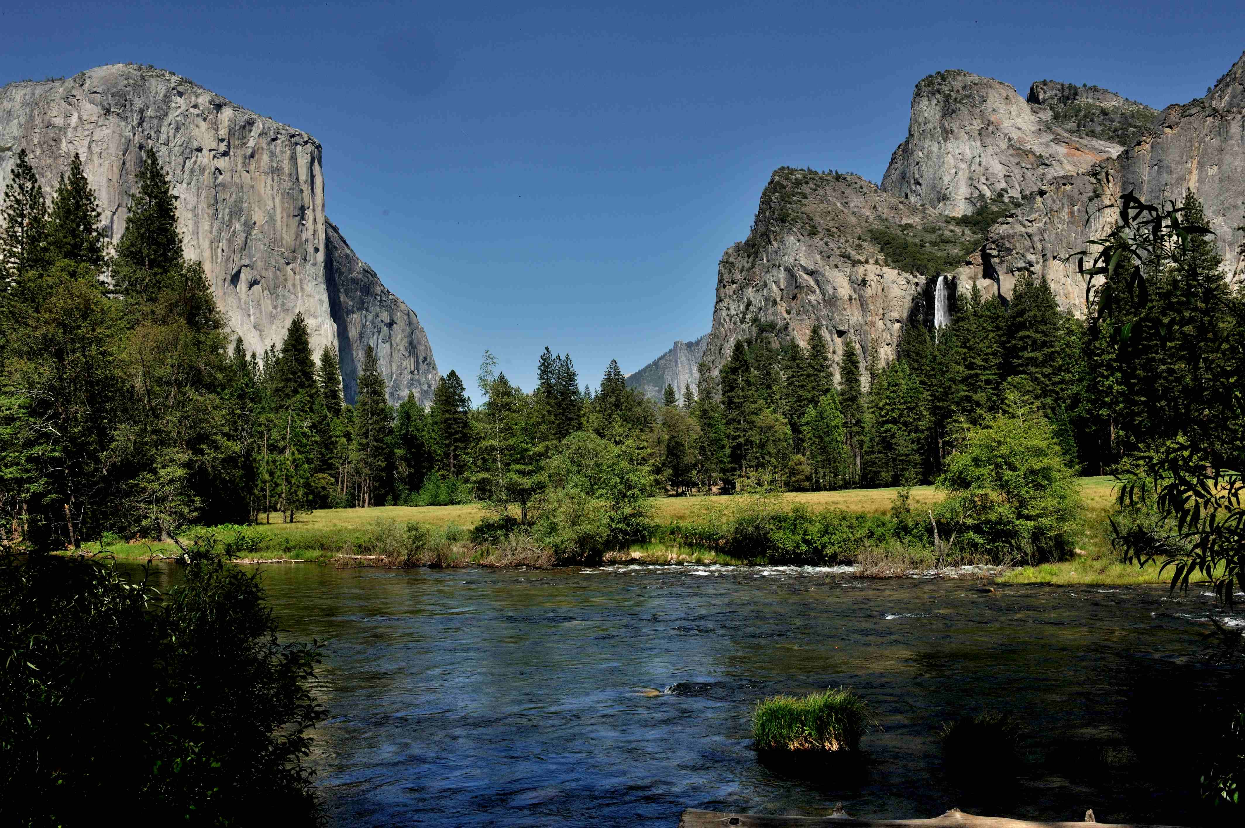 yosemite national park river hd free wallpapers