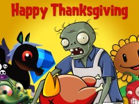 Funny Thanks giving Day HD Free Wallpaper
