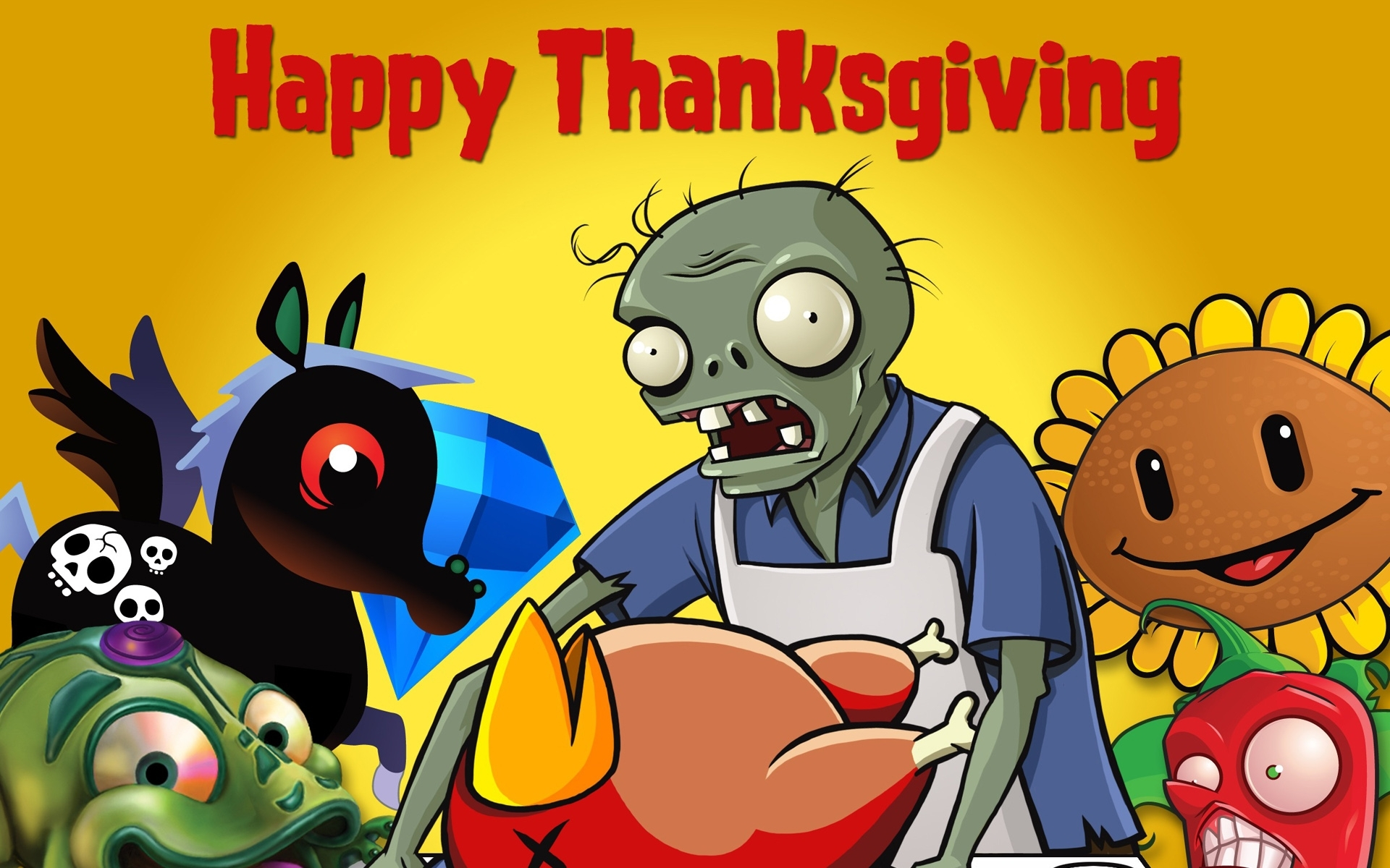 Funny thanks giving day hd free wallpaper voltagebd Image collections