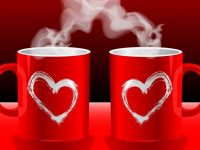 Hot Cofee Love Wallpapers hd download free