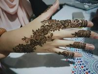 Beautiful mehndi design images