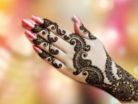 Cool mehndi designs for wedding