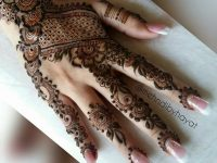 Brazilian mehndi designs latest style