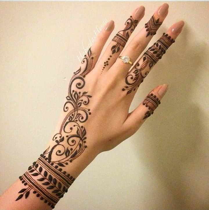 simple henna designs tumblr hd wallpaper