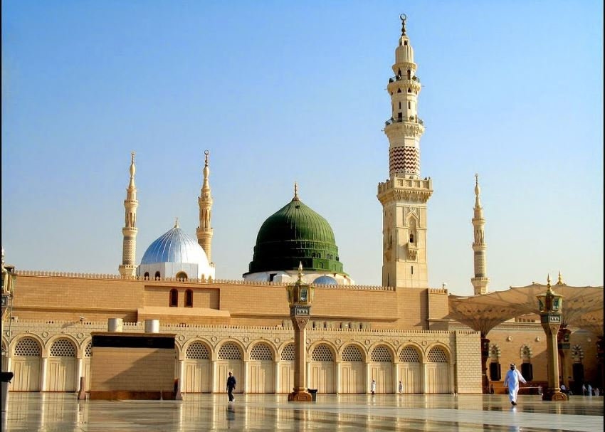 Masjid nabawi wallpaper download