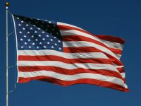 American flag images for whatsup