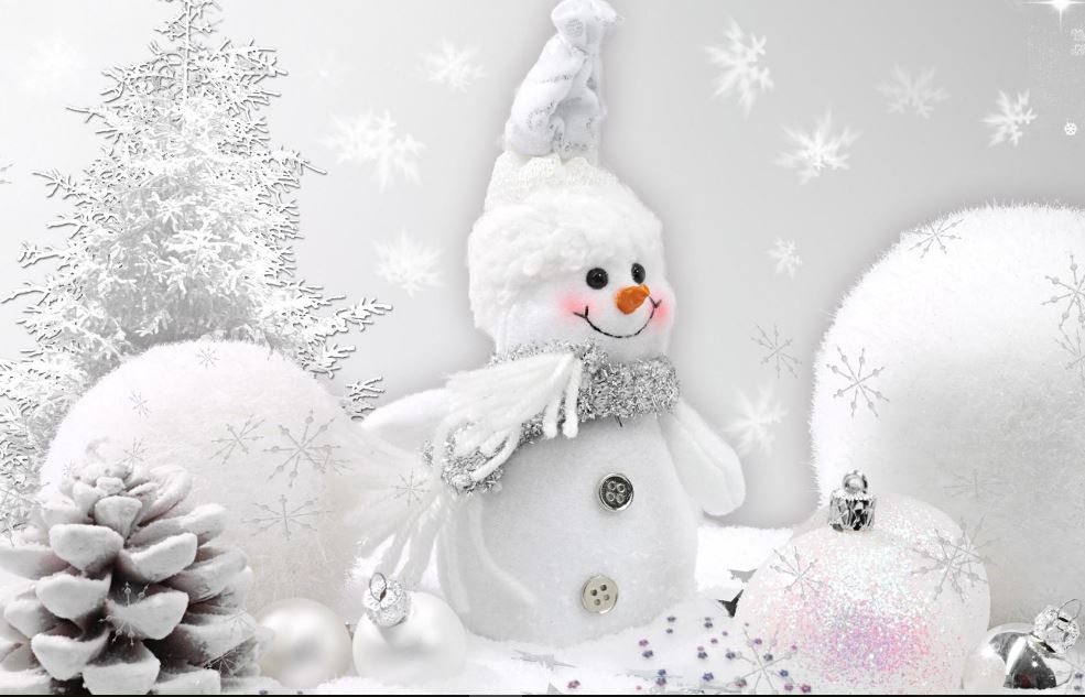 Free Snowman Wallpapers