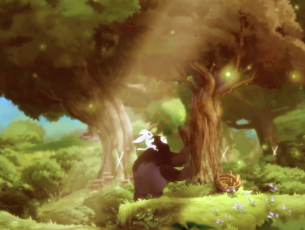 ORI And The Blind Forest Wallpaper HD Free Dwonload