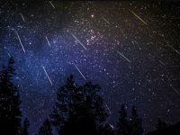 Draconid Meteor Shower Tonight