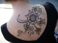 Best Henna back design