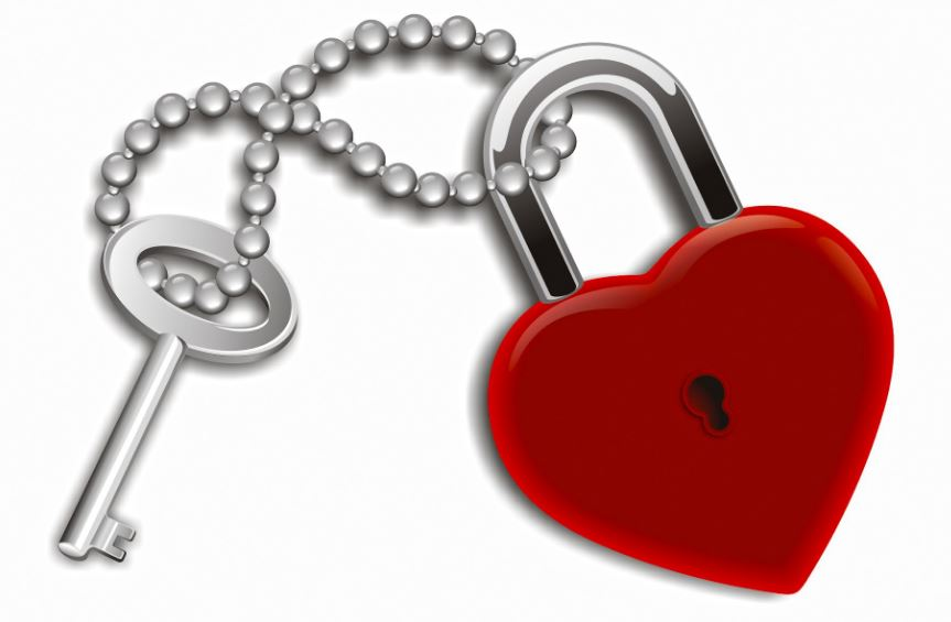 Love lock wallpapers