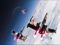 x wing fighter hd wallpaper