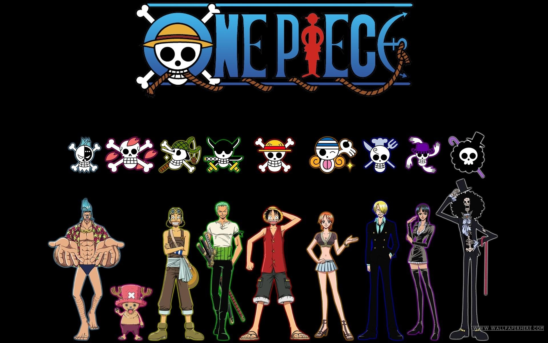 One Piece Hd Wallpapers For Mobile Pc Iphone Free Download