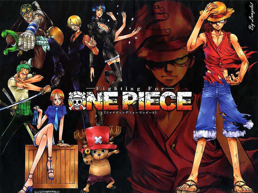 One Piece Download HD Free Wallpaper -
