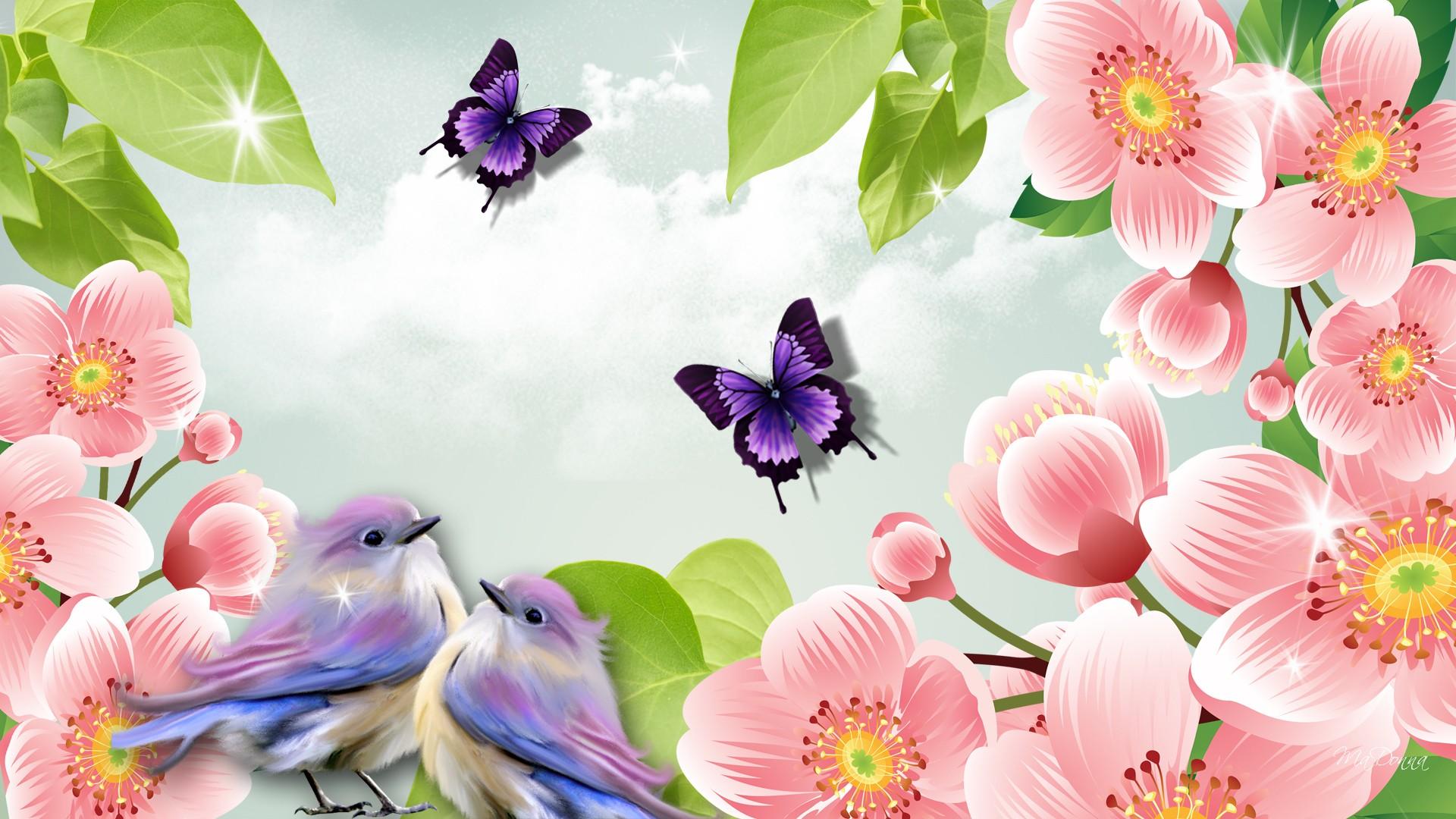 Download Latest Spring Season Wallpaper