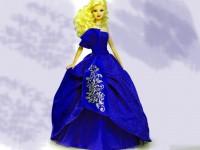 Blue-dress-barbie-doll-hd-free-sweet-wallpaper
