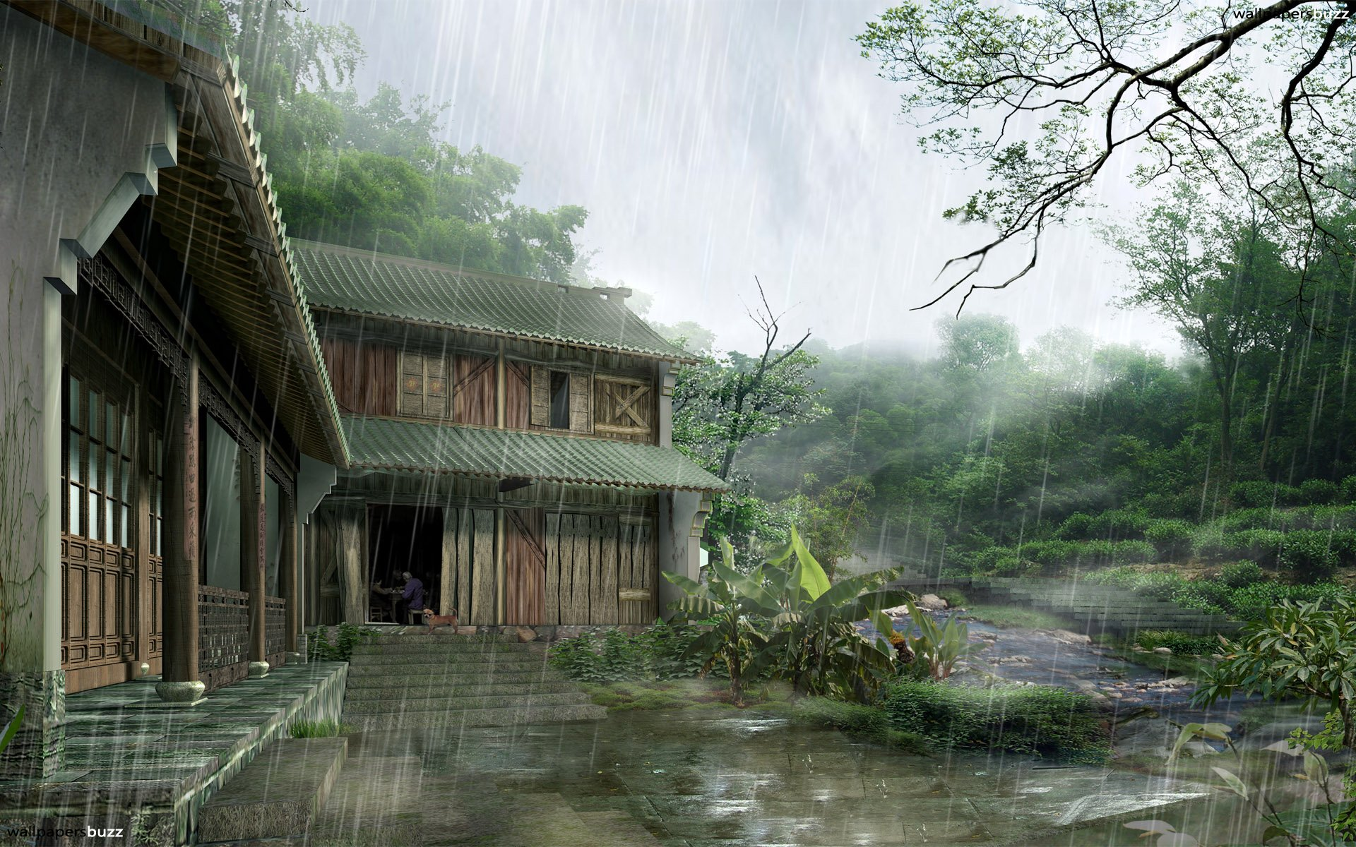 Rainy Season HD Wallpapers, Rain makes our life most beautiful .So, Rainy season