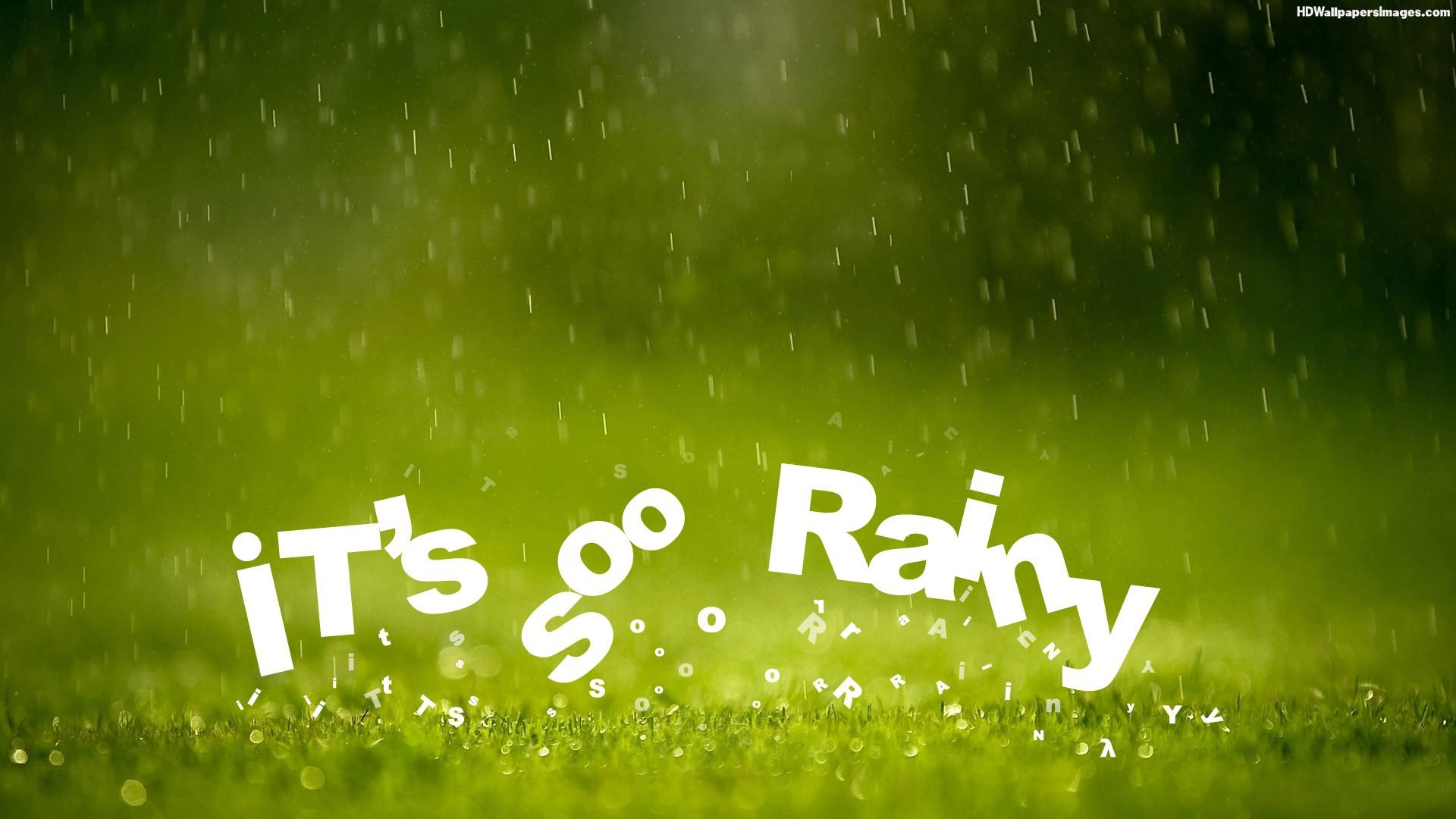 Beautiful Rainy Season Images Hd Wallpaper