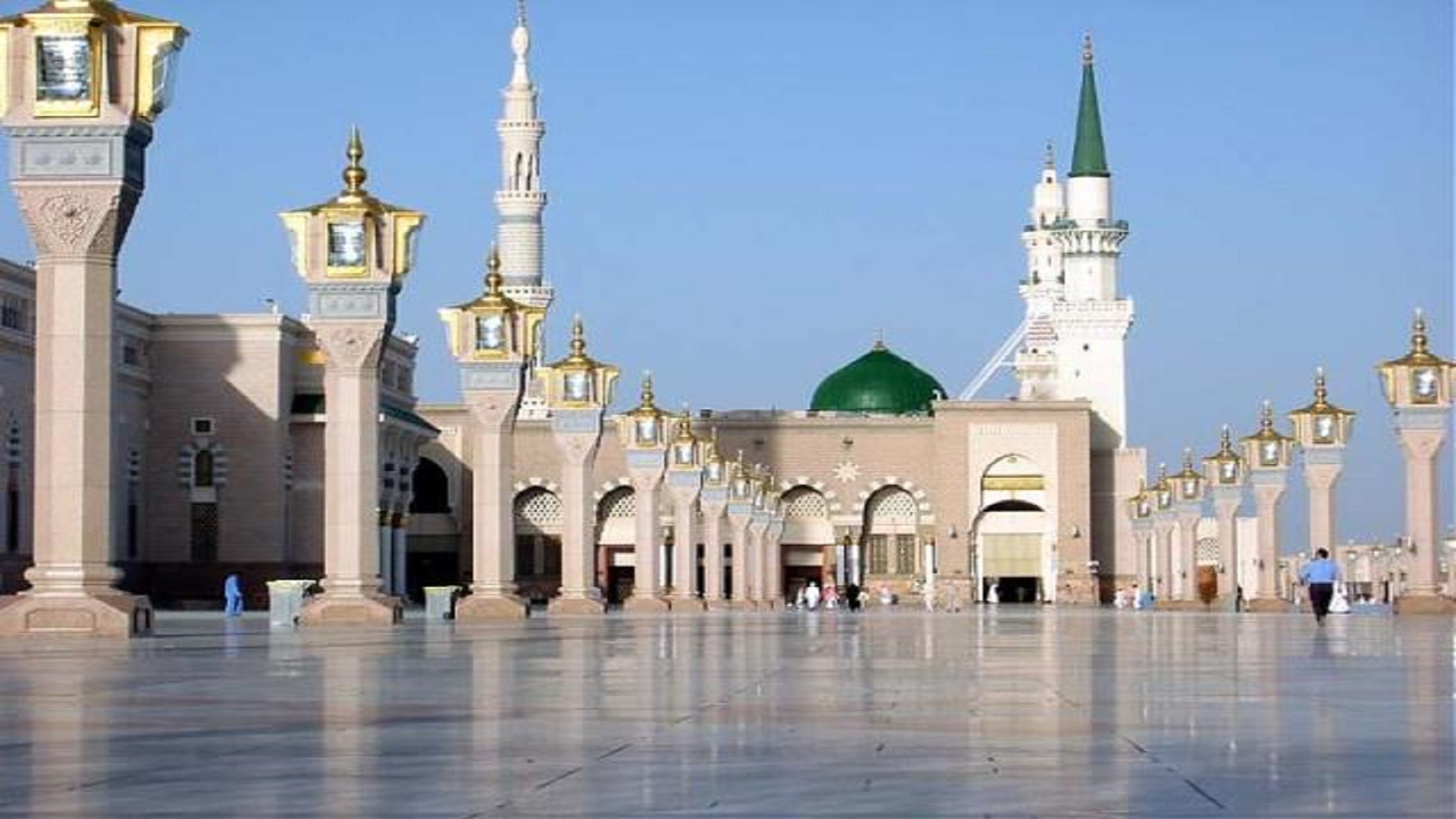 Best Madina Shareef Top Place Wallpapers Free Hd Hd