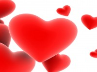 Latest Red Heart hd free wallpaper download 2016