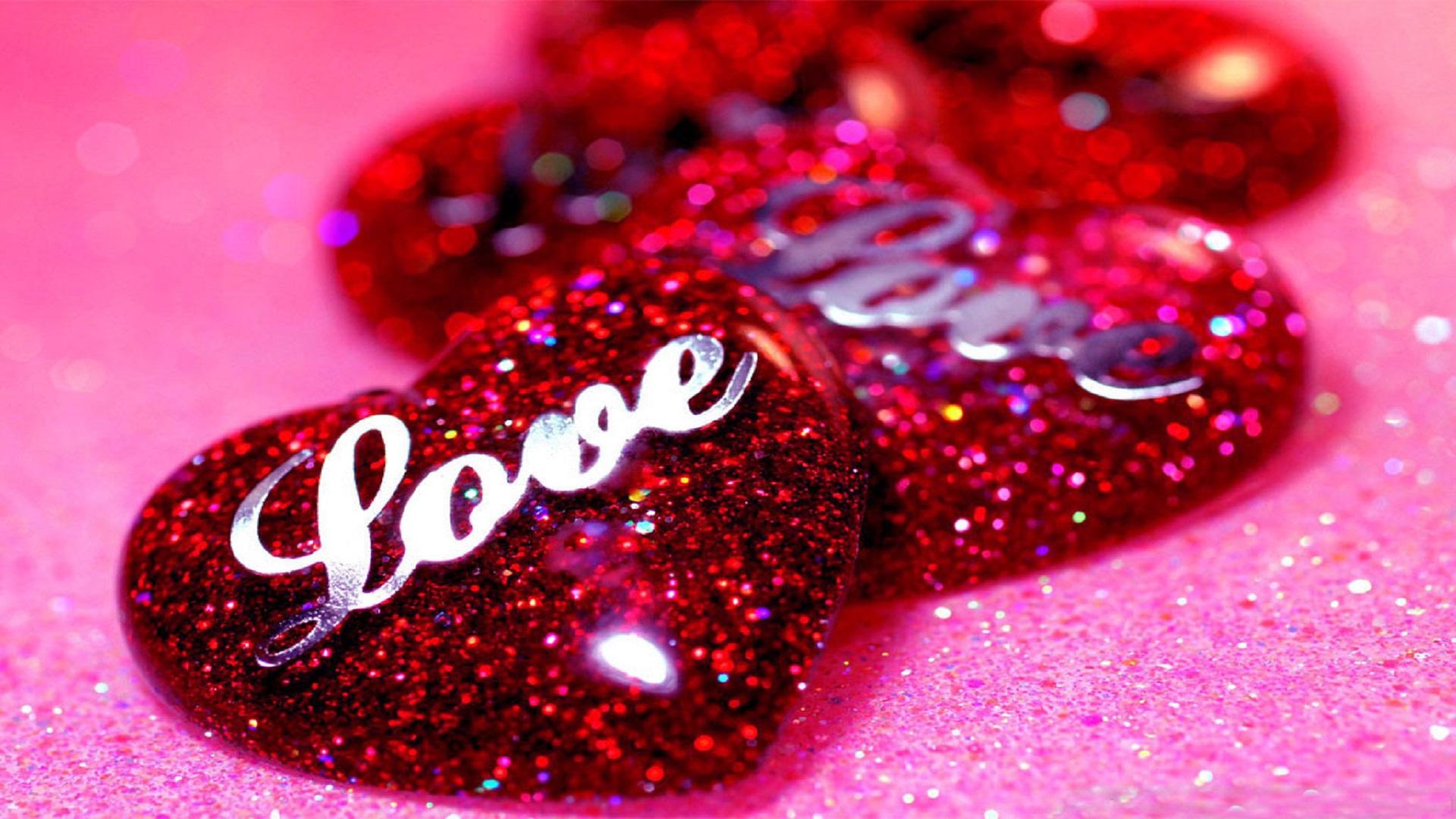 Beautiful Romantic Red Heart Hd Wallpaper Free