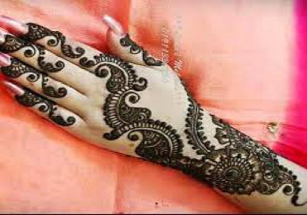 Mehndi Design Pic