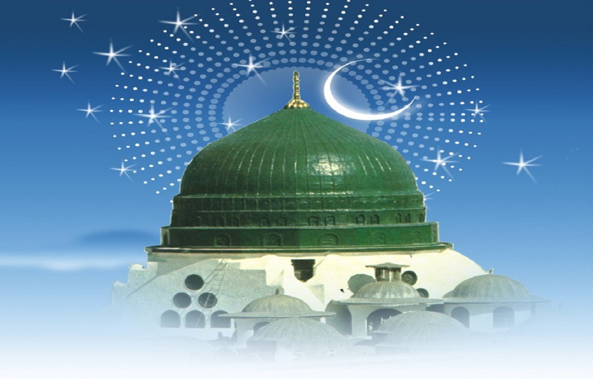 madina sharif wallpaper