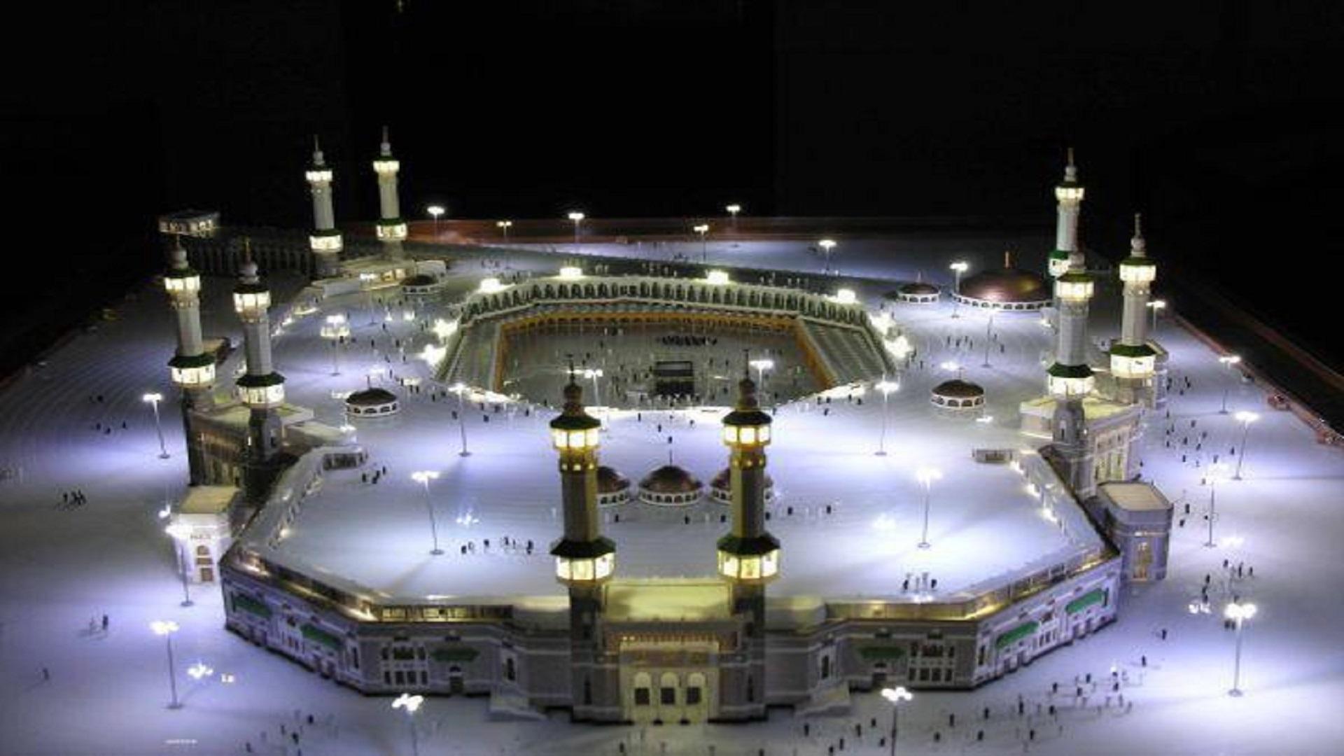 nice-makkah-night-look-wallpapers-free-hd-downloaded - HD ...