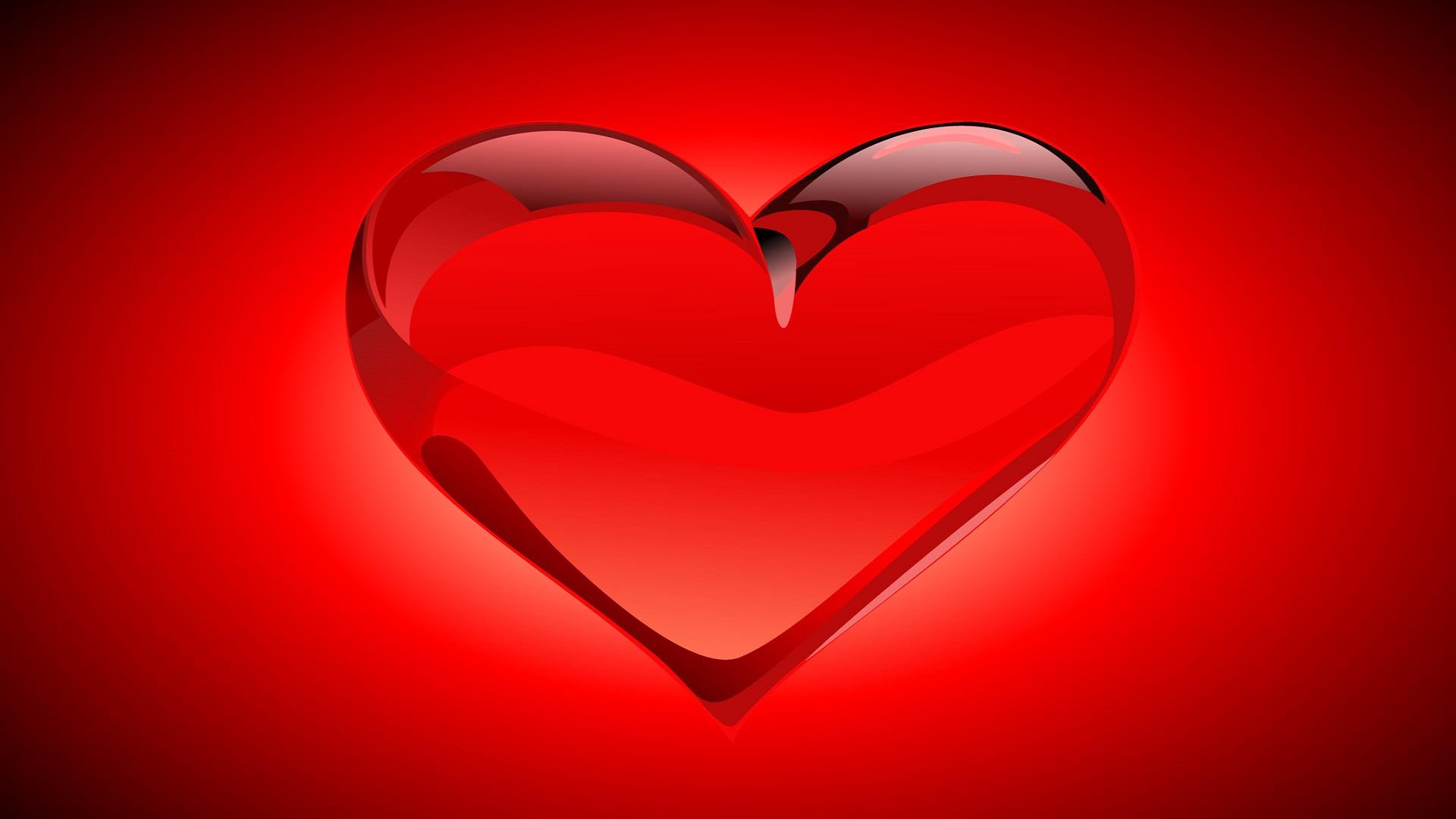 Red heart hd free wallpaper download hd wallpaper - Best heart wallpaper hd ...