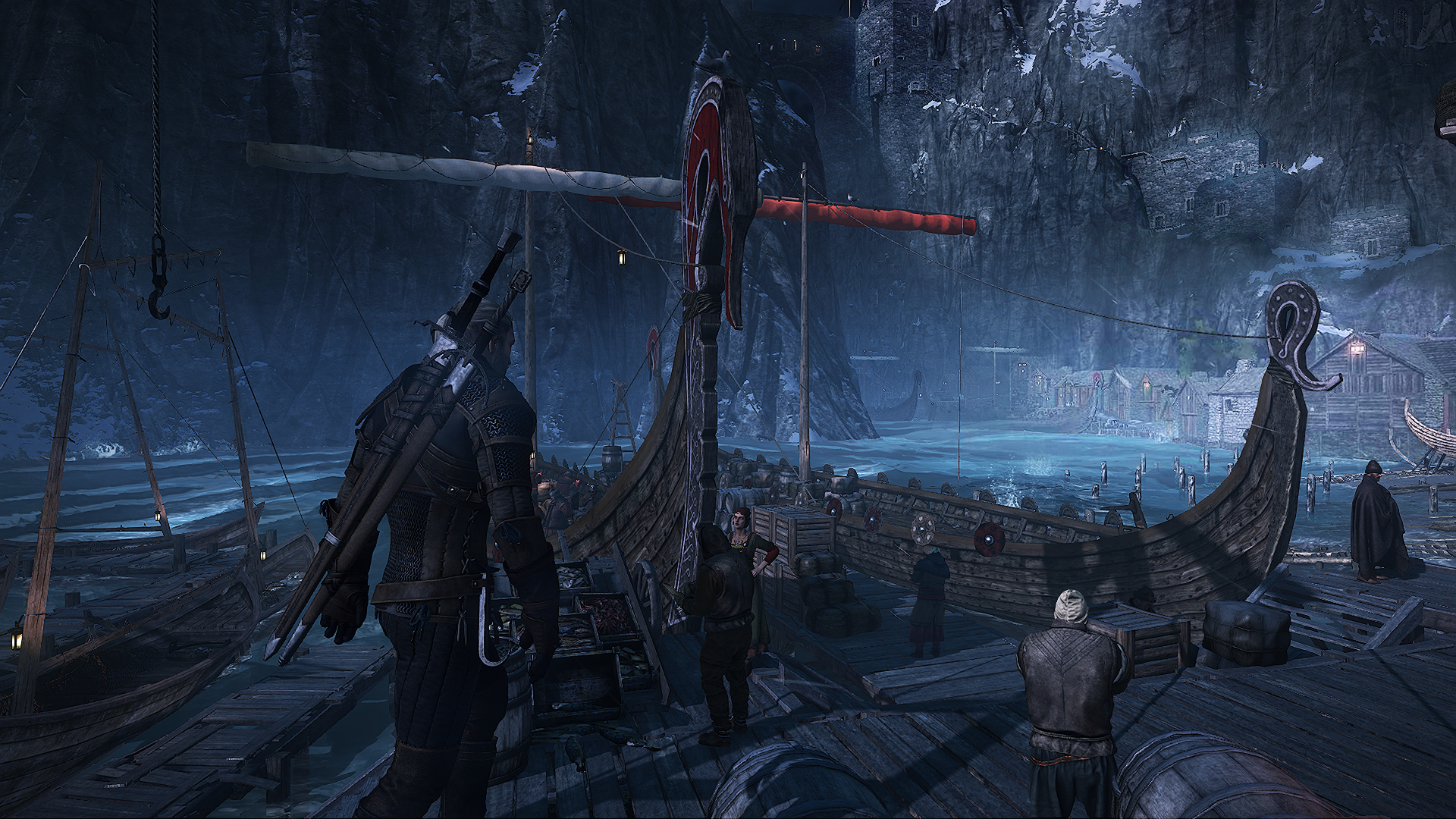 11_The_Witcher_3_Wild_Hunt_Docks-free-hd-wallpapers