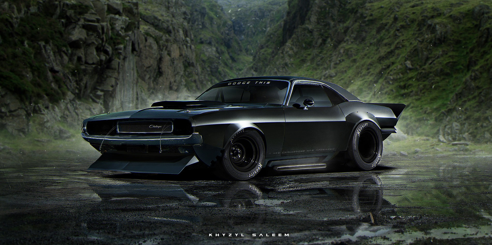 Muscle Cars Wallpaper Dodge Sizehd