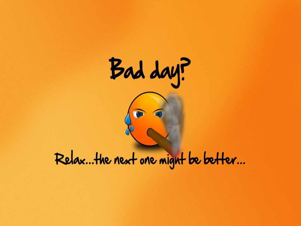 Funny Wallpapers Bad Day Funny Advice Free Hd Wallpapers HD Wallpapers Download Free Images Wallpaper [1000image.com]