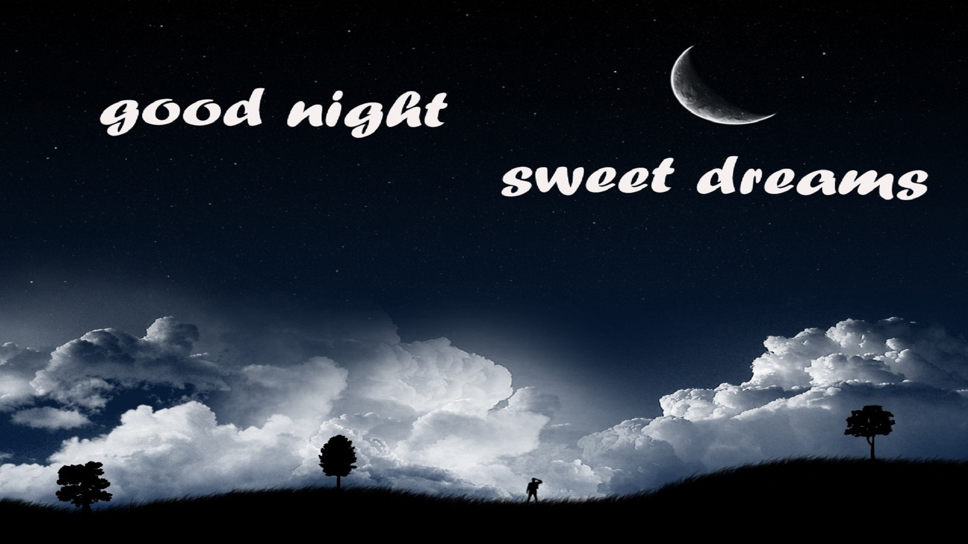 Good Night Wallpapers Free Hd Downloaded Hd Wallpaper