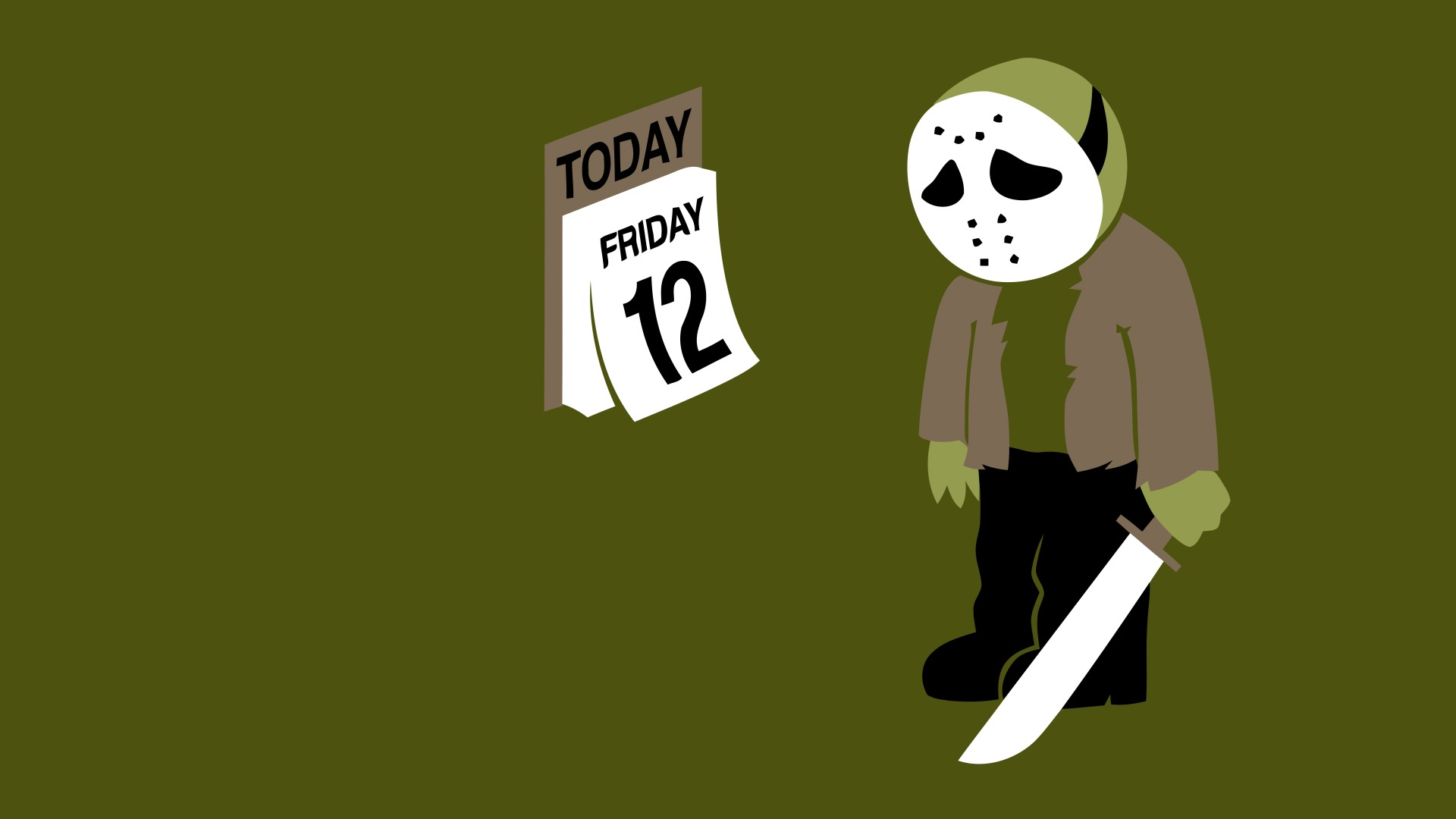 Killer Friday Funny Wallpapers Free Hd For Desktop Hd Wallpaper