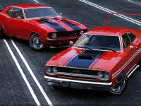 Muscle_cars_by_Missionaryrdr-hd-free-wallpapers