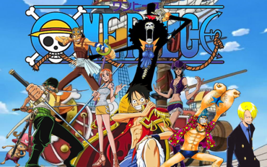 One Piece Great War 2012 Cover Free Hd Wallpapers Hd Wallpaper