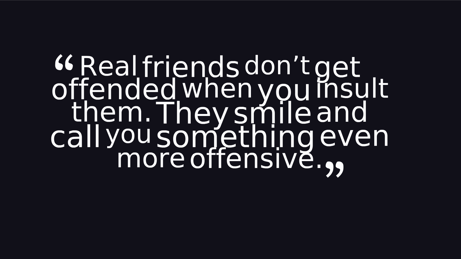 Funniest Friendship Quotes Hd Wallpaper