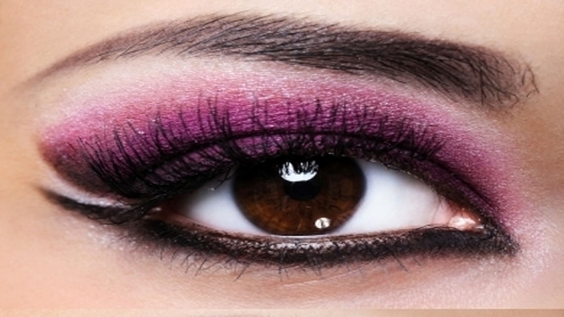 smokey-eye-makeup-with-purple-and-black-color-free-best-hd