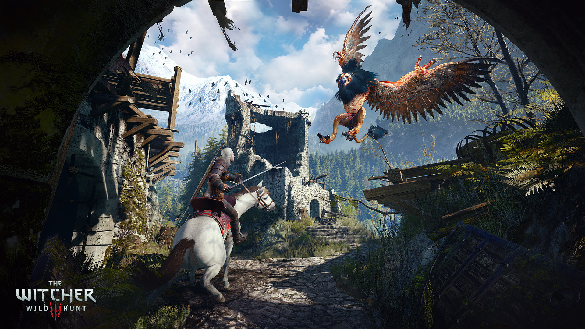 The Witcher 3 Wild Hunt Prepare For Impact Hd Free